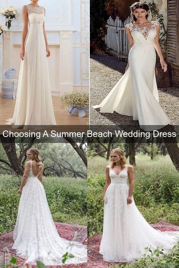 Custom Wedding Dress Beige Wedding Dress Wedding Channel In 2020 Summer Wedding Dress Beach Beige Wedding Beach Wedding Dress