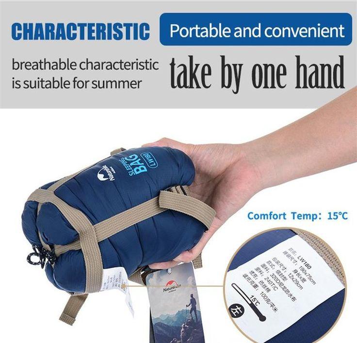 Mini Outdoor Ultralight Sleeping Bag