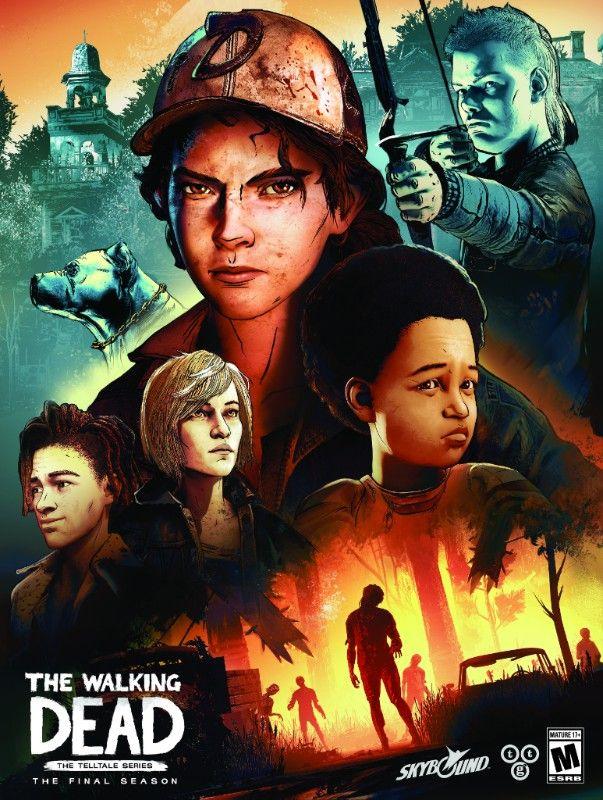Pin De Keania Cooper Em Anime Et Jeux Videos The Walking Dead Games Jogos Apocalipse Zumbi
