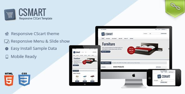 Discount Deals Csmart - Responsive Cs-Cart Themeyou will get best price offer lowest prices or diccount coupone