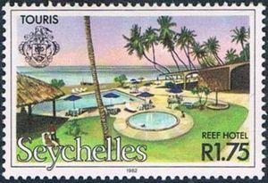 Sello: Reef (Seychelles) (Tourism) Mi:SC 513