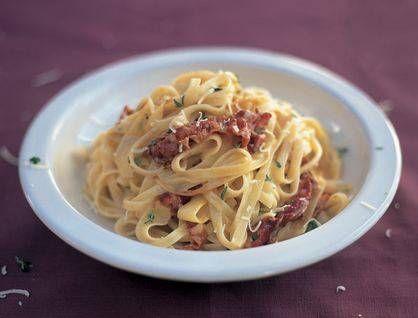 Pasta Met Pastinaak En Pancetta recept | Smulweb.nl
