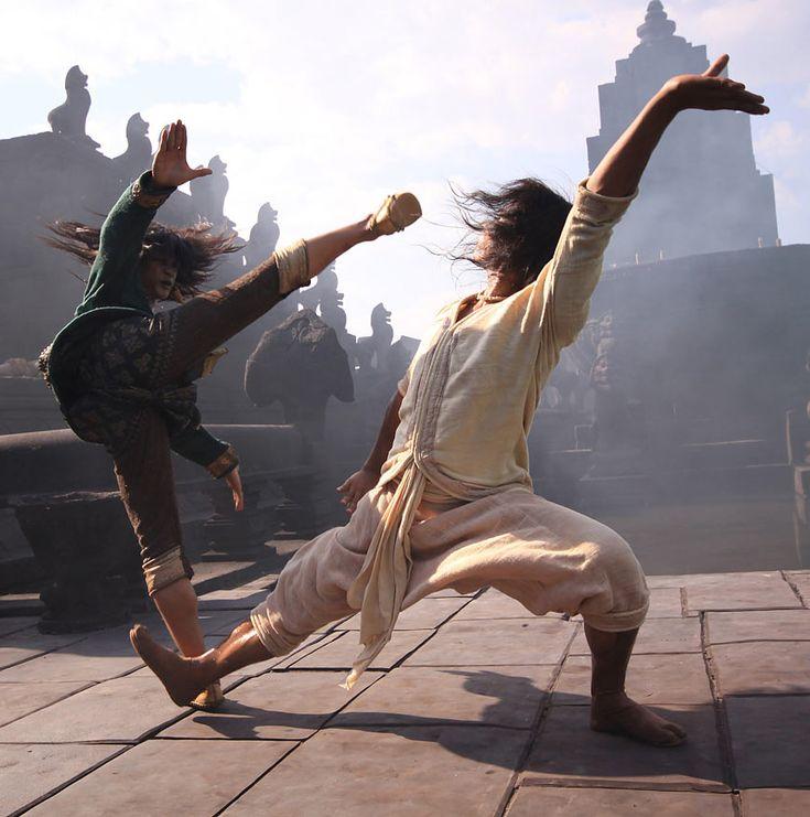 The 36th Blogger of Shaolin. Ong Bak 3 (2010)