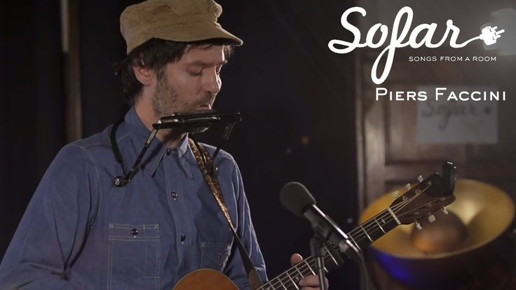 Piers Faccini  - Cloak Of Blue | Sofar London