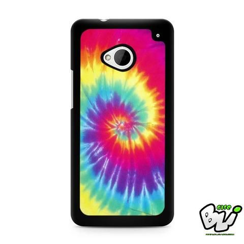 Tie Dye Full Color HTC G21,HTC ONE X,HTC ONE S,HTC M7,M8,M8 Mini,M9,M9 Plus,HTC Desire Case