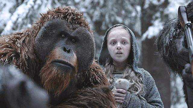 Ugens film: Krig mellem aber og mennesker