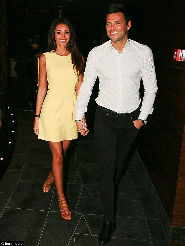 'I know I have met The One': Mark Wright says he can't believe his luck in his first interview since he married Michelle Keegan on Sunday