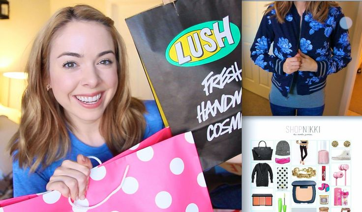 ♡ HAUL, Shop Nikki & New Website?!