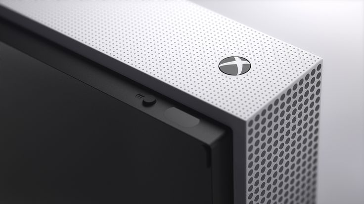 2016 Xbox S console & controller