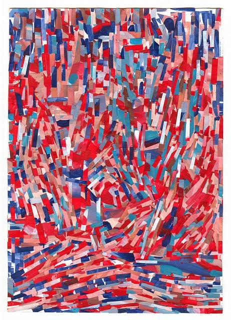 bijzonder van kleur en structuur  Hernan Paganini  uit: the art room plant