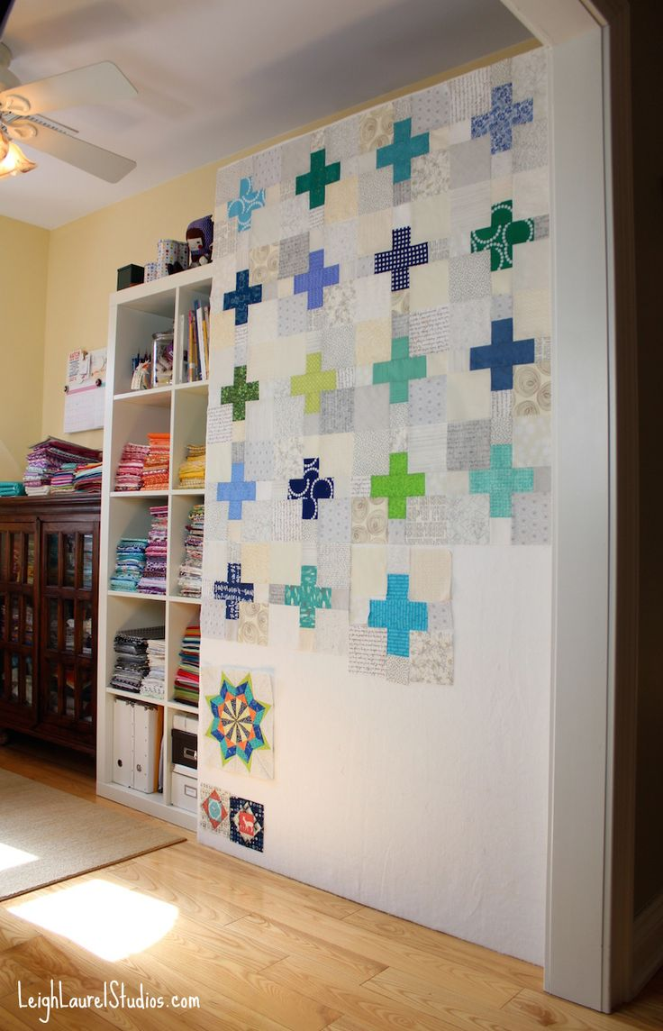 Tutorial How To Make A Semi Portable Design Wall Quilts