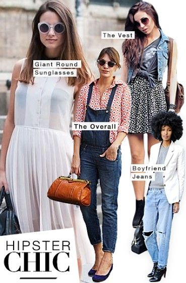 15 Hipster Fashion Trends That Are Stylish | StyleCaster