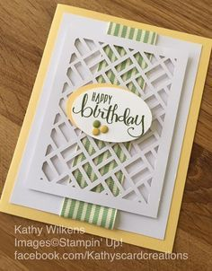 May 2016 Paper Pumpkin alternative - Kathy Wilkens