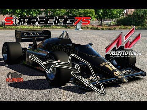 AC Lotus98T Nurburgring - YouTube
