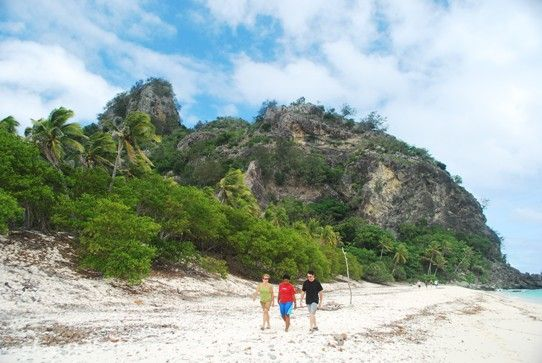 Castaway Movie Island, Fiji. Tom Hanks Film | The Travel Tart Blog