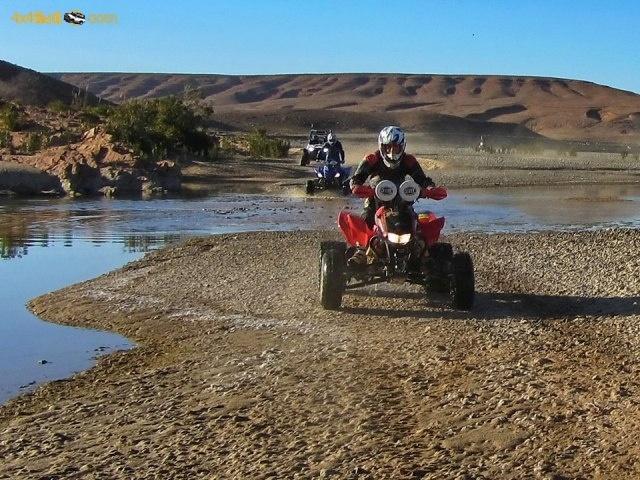 Super Buggie Raid y Quad. Disfruta de la ruta diseñada para tu buggie, quad o moto con toda comodidad