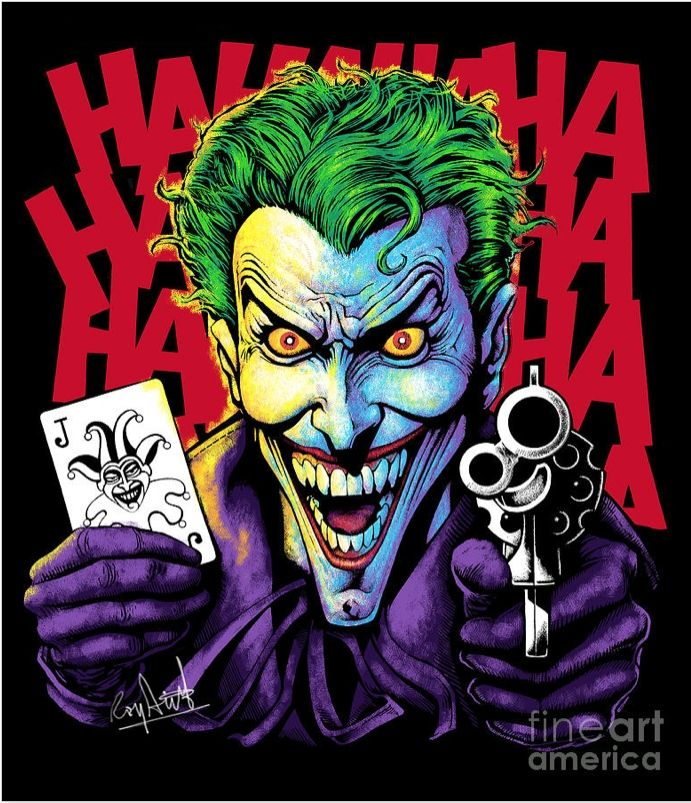 https://i.pinimg.com/736x/e6/40/c7/e640c78ce9ef035672c4dbd2bfd87812--joker-comic-joker-art.jpg Comic Joker Painting