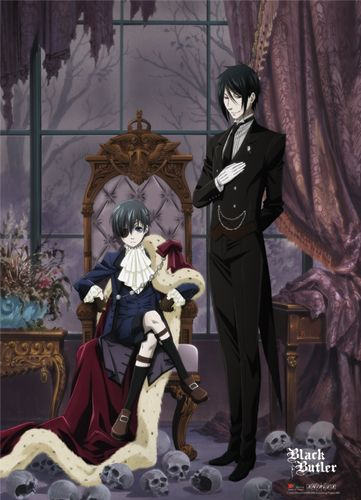 """Black Butler. You'll be pulled into a grand story that provides action, death, enjoyment, possible betrayal, and so much more. Anytime you'd stop watching the series you could only think to myself, """"What will the next episode be like?"""""""