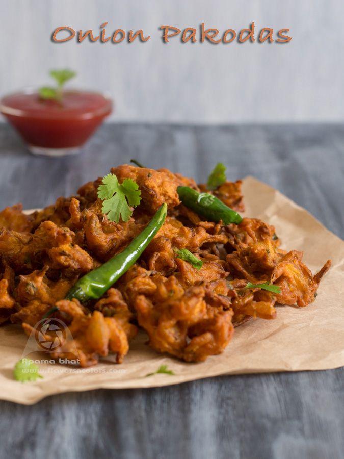 Kanda Bhaji/Onion Pakodas By Aparna9:28 PM // 1 commentKanda Bhaji/Onion Pakodas
