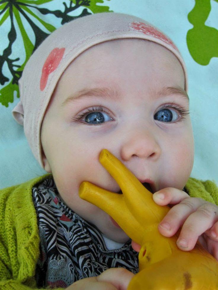 Free pattern and tutorial: Baby and kids' bandana   StraightGrain