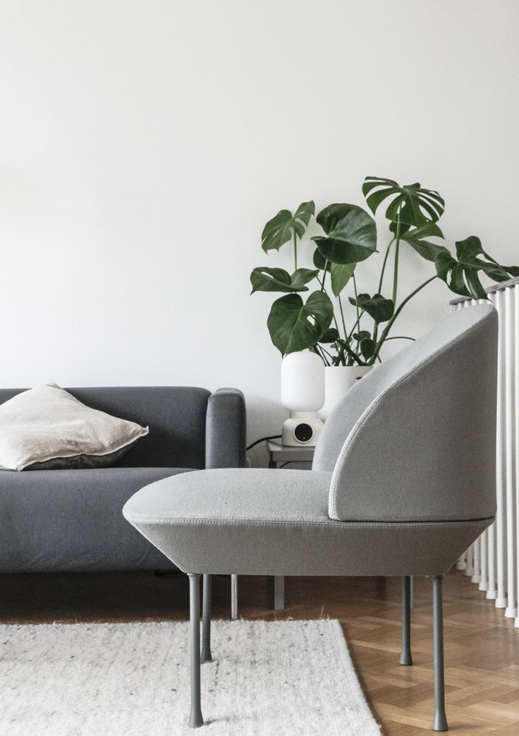 time of the aquarius: Oslo chair by Muuto