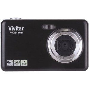 Digital Cameras - Pin it :-) Follow us, CLICK IMAGE TWICE for Pricing and Info . SEE A LARGER SELECTION of digital cameras at http://azgiftideas.com/product-category/digital-cameras/  - gift ideas -    Vivitar 12.1MP Digital Camera with 2.7-Inch Screen (VT027-RH)Vivitar 12.1MP Digital Camera with 2.7-Inch Screen (VT027-RH)