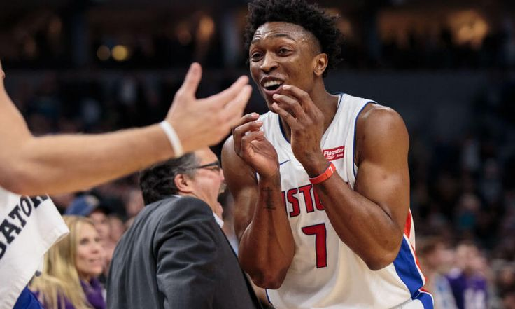 Is Stanley Johnson A Pistons Trade Chip Or A Building Block? = [podcast] Third-year Pistons small forward Stanley Johnson was Good Stanley on Friday night. The team will need.....