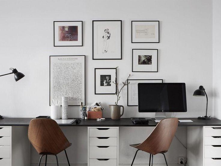 Home Office: 3 Styling Ideen Für Den Arbeitsplatz