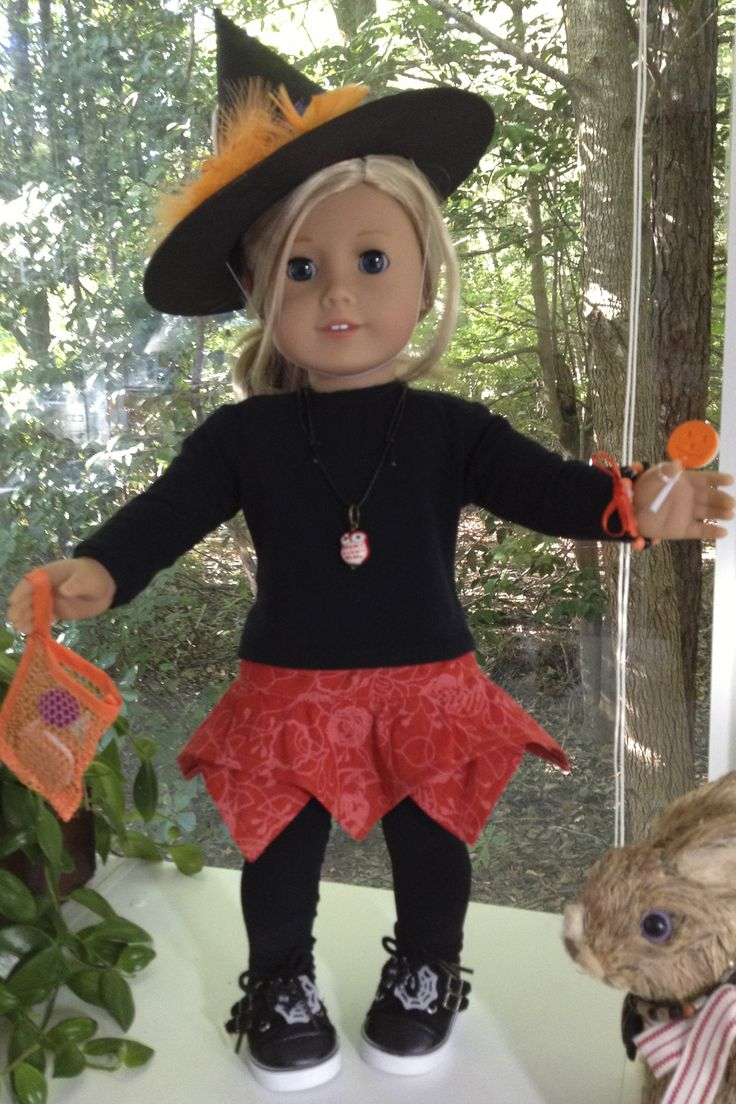 130 best american girl doll halloween images on Pinterest