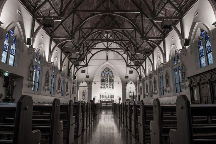 St Mary's, Leederville // www.stmarysleederville.com