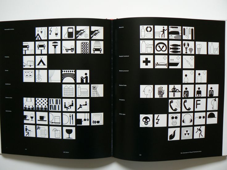 https://flic.kr/p/6j7SSw | Otl Aicher ERCO Pictograms | Selection of ERCO pictograms. The vast number of pictograms designed for ERCO (over nine hundred) served to give direction in various areas of public life, including traffic, transportation, and healthcare. Aicher's pictograms provided the basis of this collection and established rules so that ERCO's in-house designers could add to the system without compromising Aicher's vision.