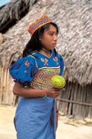 Indígena Tule.