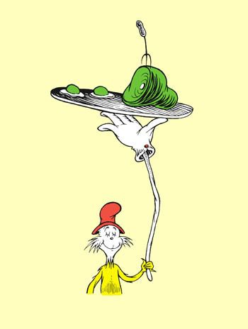 Green Eggs and Ham: Activities and Printables