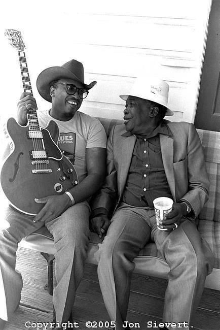 Otis Rush. & The Boogie Man .. John Lee Hooker Curated by http://www.theblueswoods.com #Portraits Of The #Blues Icons Depicted On #Reclaimed #Wood