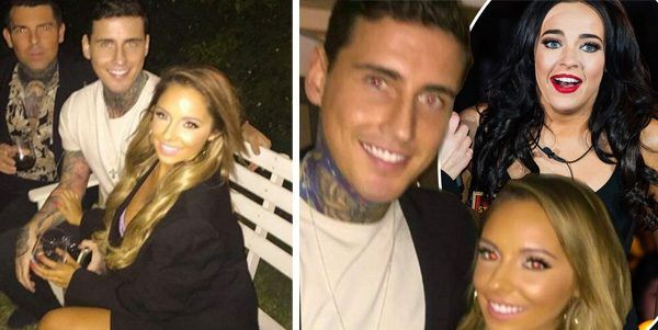 http://via0.com Jeremy McConnell poses with jaw-dropping blonde after Stephanie Davis drama #photo #love #health via Zero