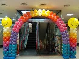 Image Result For How To Make A Balloon Arch Without Helium