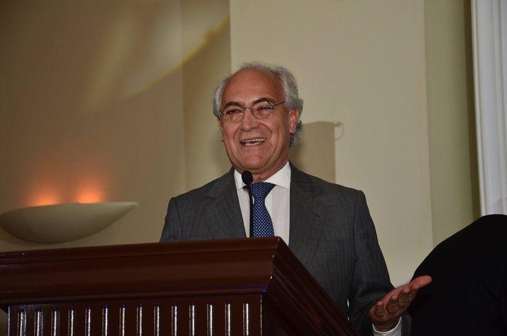 Mtro. Arq. José Luis Cortés Delgado, Presidente CAM SAM 2014 - 2016