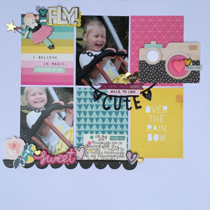 Crate Paper's new collections – Cute Girl