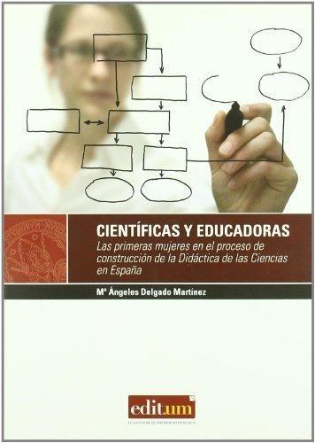 http://edit.um.es/ El objetivo de este libro es dar a conocer la contribución de las mujeres, maestras y profesoras, a la construcción de las Didáctica de las Ciencias Experimentales en nuestro país durante las primeras décadas del siglo XX.
