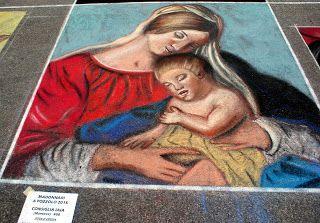 """Associazione culturale """"La luna nel pozzo"""": Madonnari a Pozzolo"""