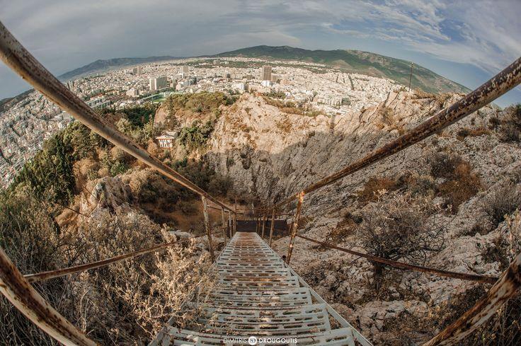 https://flic.kr/p/pfVgEN | View of Athens from Lycabettus