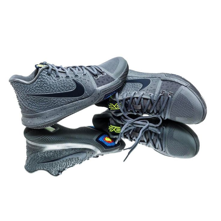 Nike Kyrie 3 Cool Grey #sneakers #sneakernews #StreetStyle #Kicks #adidas #nike #vans #newbalance #puma #ADIDAS #ASICS #CONVERSE #DIADORA #REEBOK #SAUCONY