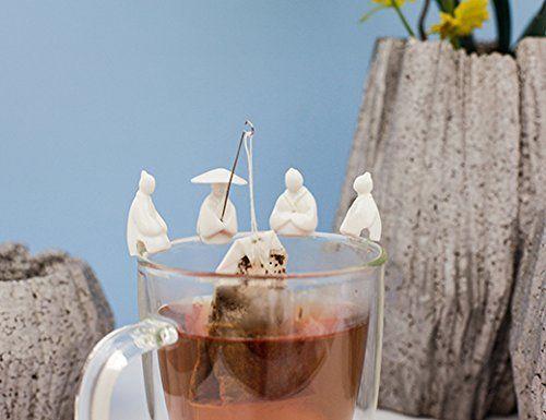 Fisherman Tea Holders : tea holder