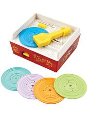 Fisher-Price® Music Box Record Player