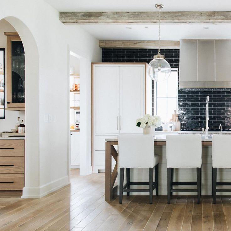 Best 25 White Wood Kitchens Ideas On Pinterest White Stuff Off White Designer And Kitchen Wood