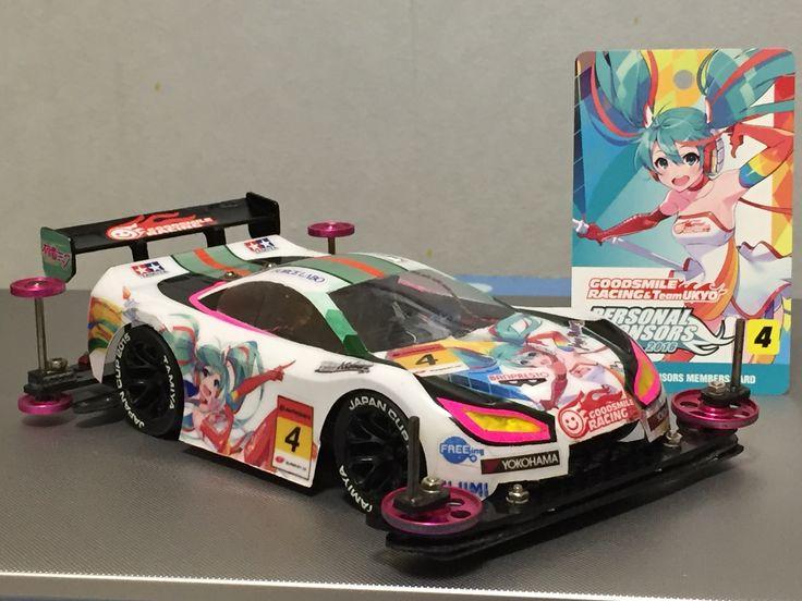 GSR 初音ミクワークス GT3 ver2016