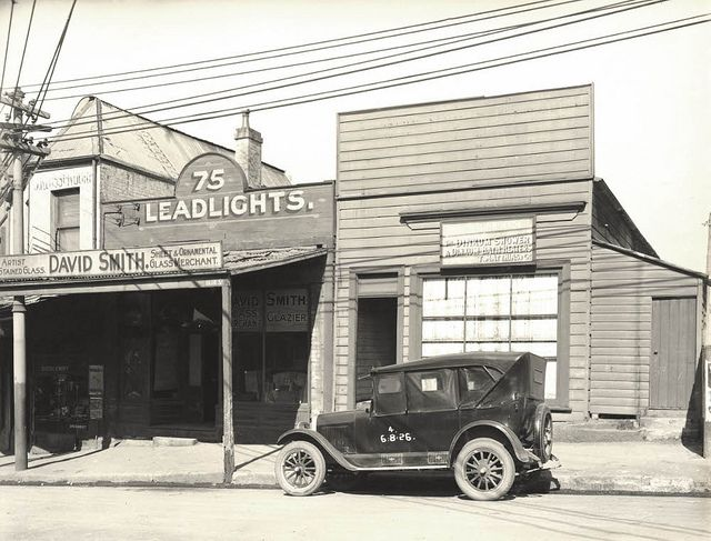 75 Blue Street, North Sydney  Dated: 06/08/1926