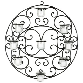 Safavieh Circ Candle Holder Wall Sconce | Overstock.com