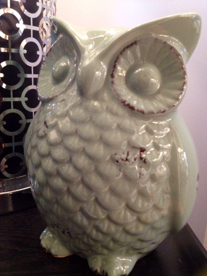 #LivingLighting #Gravenhurst #Owl #Ceramic #Decor #gifts