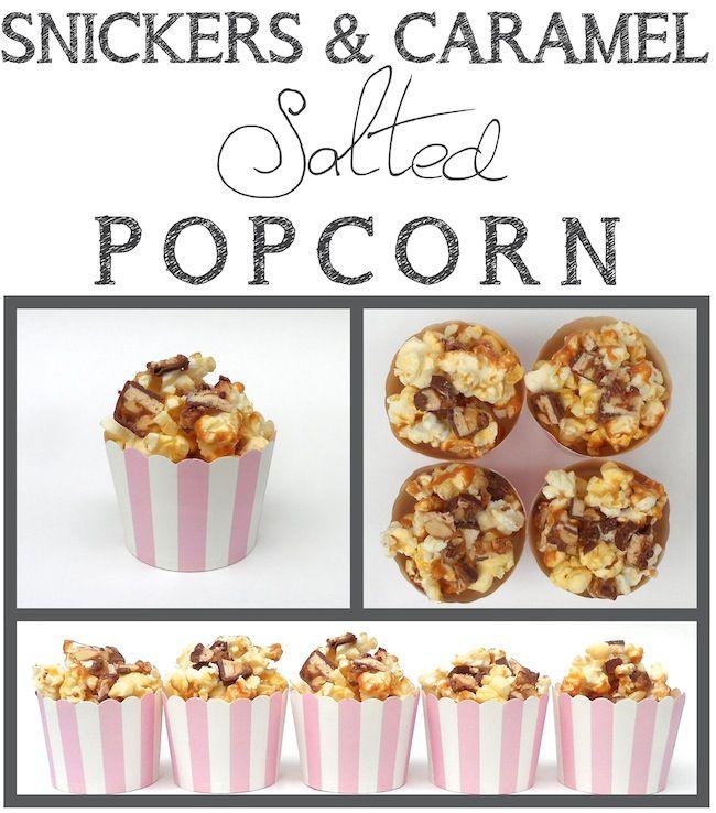 ... Popcorn on Pinterest | Movie nights, Cinnabon and Marshmallow popcorn